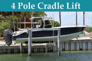 4 Pole Cradle Lift