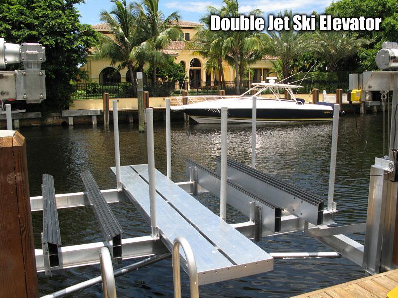 Double Jet Ski Elevator