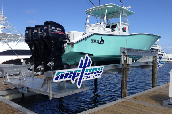 Authorized Neptune Boat Lift Dealer | Naples, FL